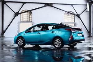 2017 Toyota Prius Plug