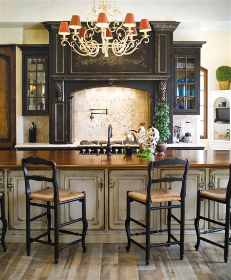 island tables for kitchen with chairs kitchen cabinetry habersham home lifestyle custom
