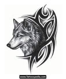 Wolves Tattoos Meaning