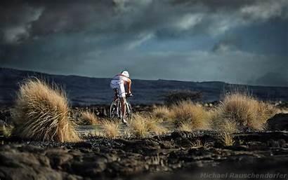 Triathlon Ironman Wallpapers Computer Bike Hawaii Iron
