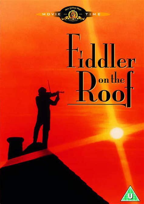 fiddler   roof dvd zavvi
