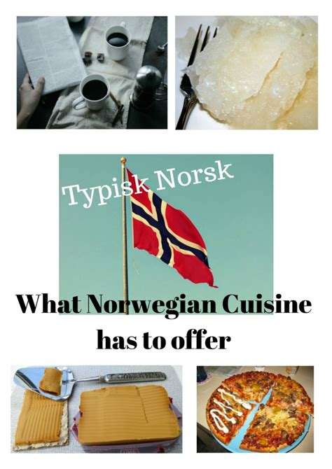 What Norwegian Cuisine Has To Offer — Snow In Tromso