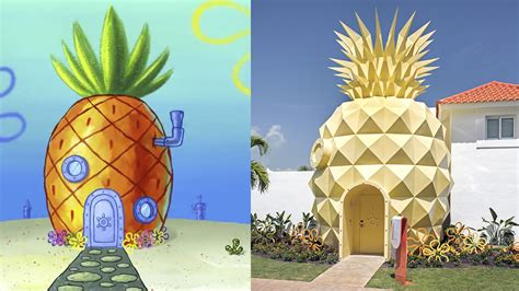 pineapple house check out nickelodeon s amazing spongebob pineapple