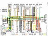 Wiring Diagram For 1996 Suzuki Intruder 1400