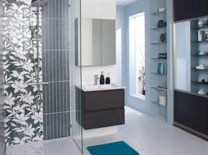 Decoration De Salle De Bain : 40 meubles pour une petite salle de bains elle d coration ~ Teatrodelosmanantiales.com Idées de Décoration