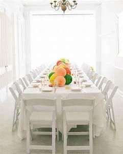 Faire Une Belle Table Pour Recevoir : un centre de table diy avec des pompons shake my blog ~ Melissatoandfro.com Idées de Décoration