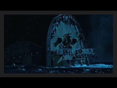 titanic britannic vs poseidon titanic ii video youtube
