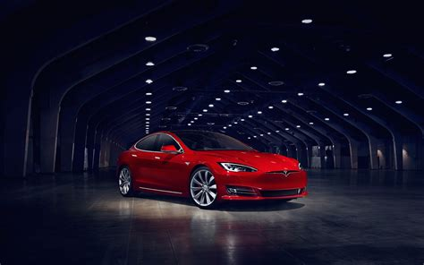Tesla Model S P90d Wallpapers Hd Wallpapers Id 18007