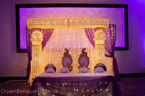 Crown Decor Centre by Crown Banqueting Amir Haq Photography Asian Wedding