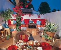 trending spanish patio decor ideas 25+ best ideas about Mexican patio on Pinterest   Mexican garden, Mexican tiles and Southwestern ...