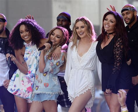 We LOVE seeing them so happy! Little Mix debuted some of ...