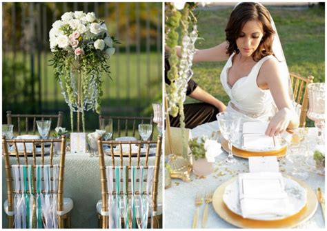 mint green wedding wed bliss feature