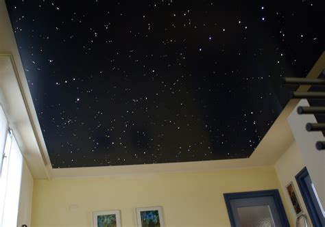 etoile chambre plafond plafond ciel 233 toil 233 chambre led fibre optique mycosmos