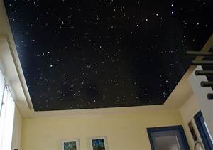 Sternenhimmel Kinderzimmer Decke : led sternenhimmel decke beleuchtung fertig kaufen shop mycosmos ~ Markanthonyermac.com Haus und Dekorationen