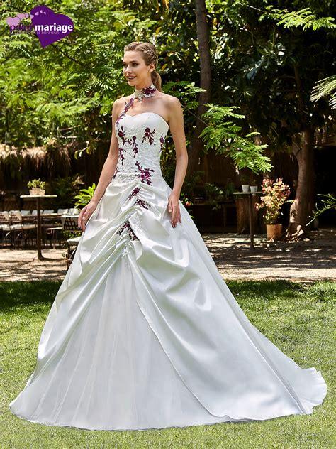 robe de mariage robe de mari 233 e cassis robe de mari 233 e romantique point