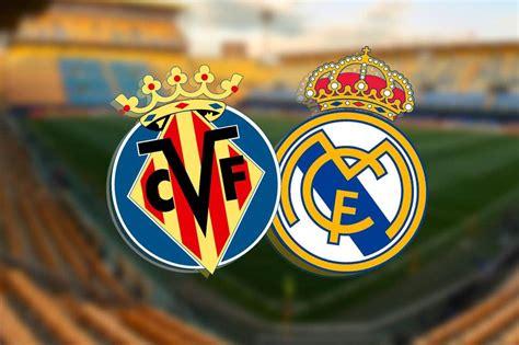 Villarreal v Real Madrid: Ramos ntabwo ahari — menya ...
