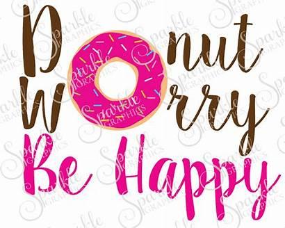Bakery Dunkin Donut Donuts Clipart Happy Worry
