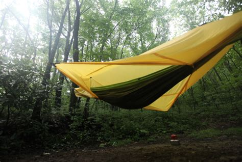 Tent Hammock Combination by Three To Finding The Tent Hammock Combo