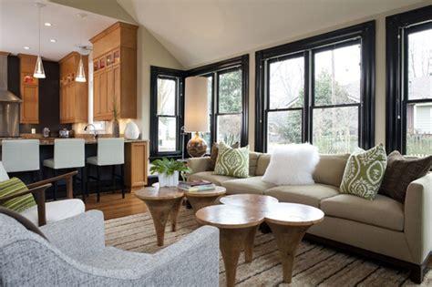 gorgeous black  green living rooms home design lover