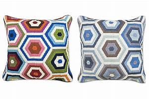 Jonathan Adler Kissen : 5 fabric patterns that are back in style ~ Frokenaadalensverden.com Haus und Dekorationen