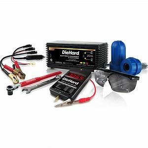 Diehard Battery Maintenance Kit