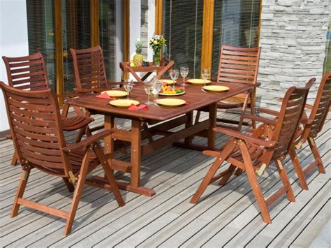 Wooden Outdoor Furniture by Tips For Refinishing Wooden Outdoor Furniture Diy