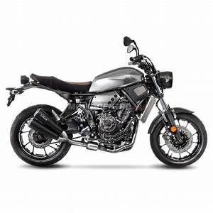Yamaha Xsr 700 Auspuff : escape leovince gp duals yamaha xsr 700 moto centro ~ Jslefanu.com Haus und Dekorationen