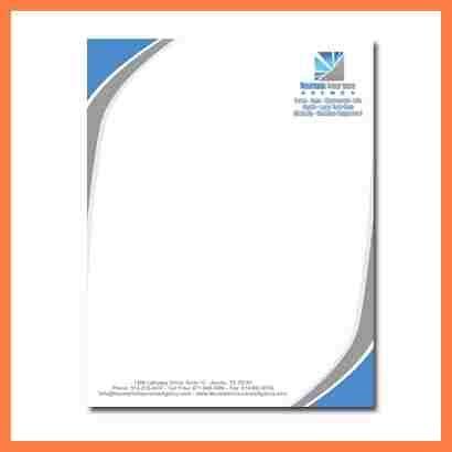 free letterhead templates 10 printable letterhead templates company letterhead