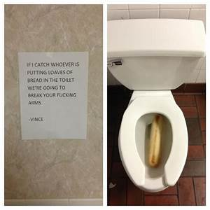 The 26 funniest responses to passive aggressive notes for Funny bathroom jokes