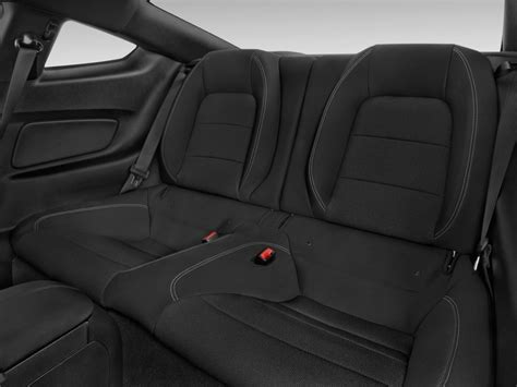2015 ford mustang rear seats