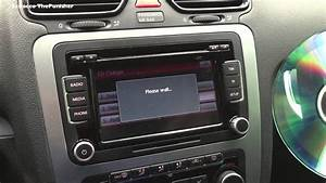 How To Eject  Insert Cd From Rcd 510