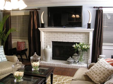 How To Build A Brick Fireplace Surround  Fireplace Designs
