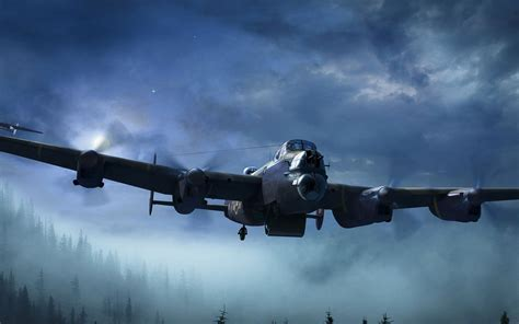 aircraft avro lancaster wallpapers hd desktop