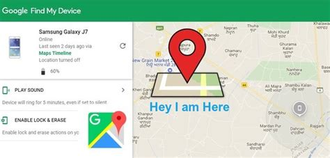 Device To Find by Find My Device Find Lock Erase An Android Device