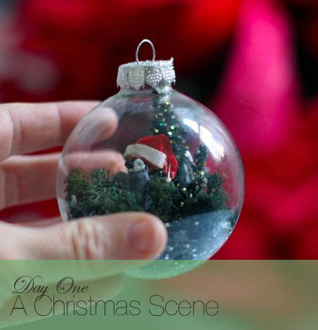10 ways to decorate an ornament glass christmas