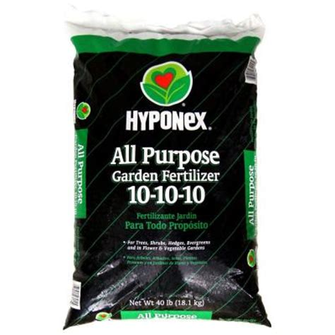 vigoro 40 lb all purpose fertilizer 10 10 10 523902 the