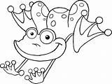 Tadpole Coloring Frog Pages Getcolorings Printable sketch template