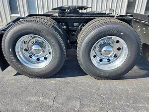 2020 Kenworth W990 Quad Axle Day Cab Truck