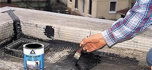 étanchéité Terrasse Goudron : reboucher la fuite d 39 un toit terrasse tutoriel ~ Melissatoandfro.com Idées de Décoration