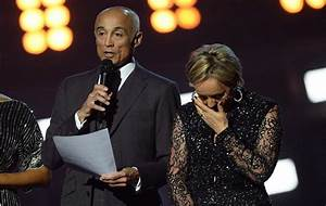 Wham! star Andrew Ridgeley makes rare appearance at the ...