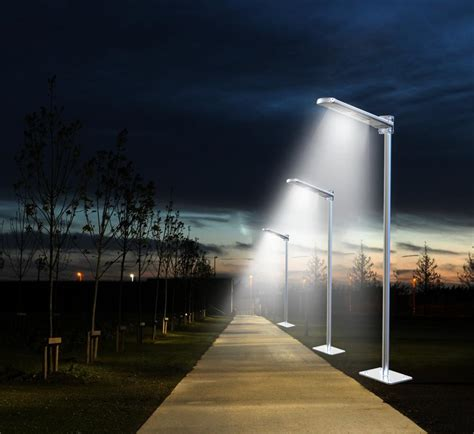 20w patent design modern led light solar garden