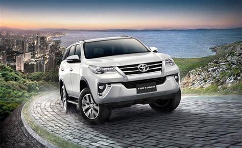 2019 Toyota Fortuner Interior, Powertrain, Specs Toyota