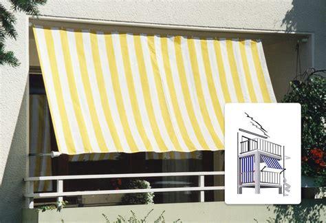 Sonnenschutz Für Den Balkon by Sonnenschutz Durch Sonnensegel F 252 R Den Balkon Peddy Shield