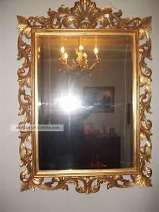 3 Teiliger Spiegel : florentiner spiegel massiv holz oelvergoldet ca 1900 ~ Bigdaddyawards.com Haus und Dekorationen