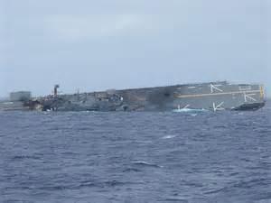 file uss belleau wood lha 3 sinking jpg wikimedia commons