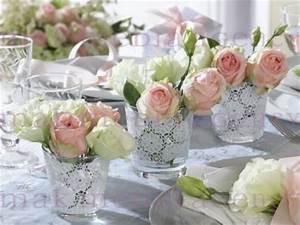 Deko Vasen Mit Blumen : dekoration f r eure hochzeit finden dekoria ~ Markanthonyermac.com Haus und Dekorationen