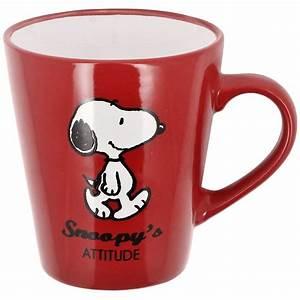 Mug à Thé : snoopy peanuts tasse mug ceramique original ~ Teatrodelosmanantiales.com Idées de Décoration