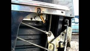 Fixing A Door Latch