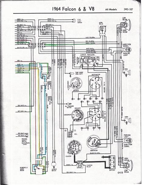Mercury Comet Wiring Diagram Free