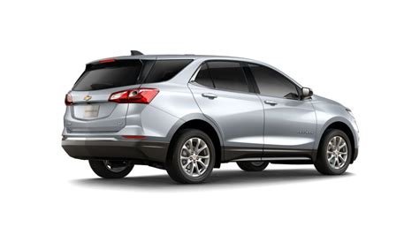 tulsa silver ice metallic  chevrolet equinox